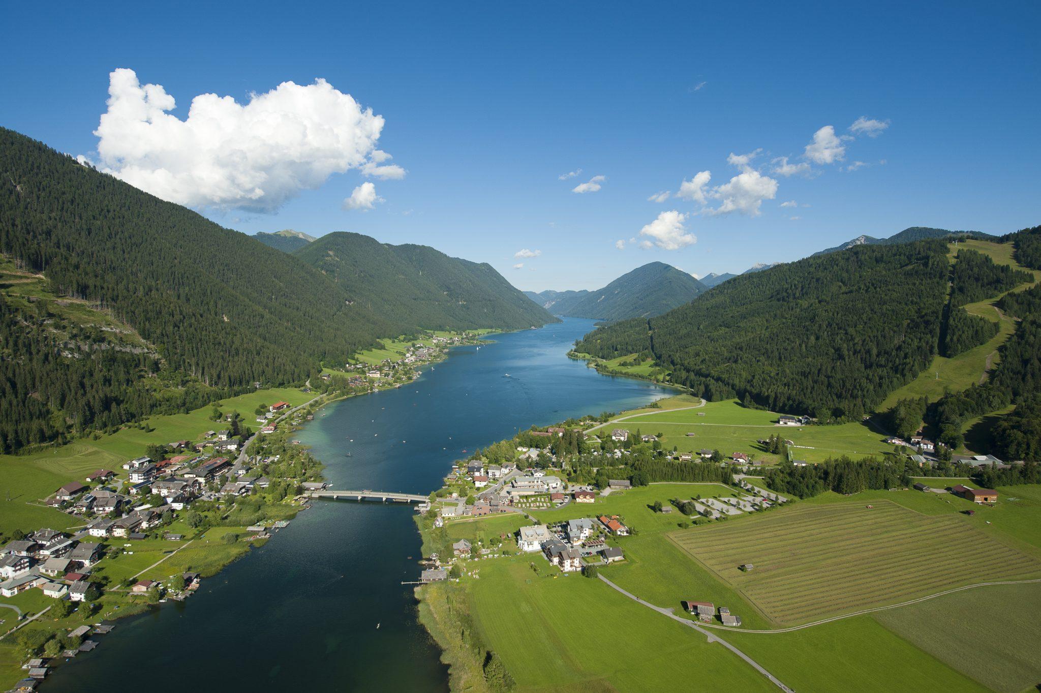 Herbstreise Weißensee