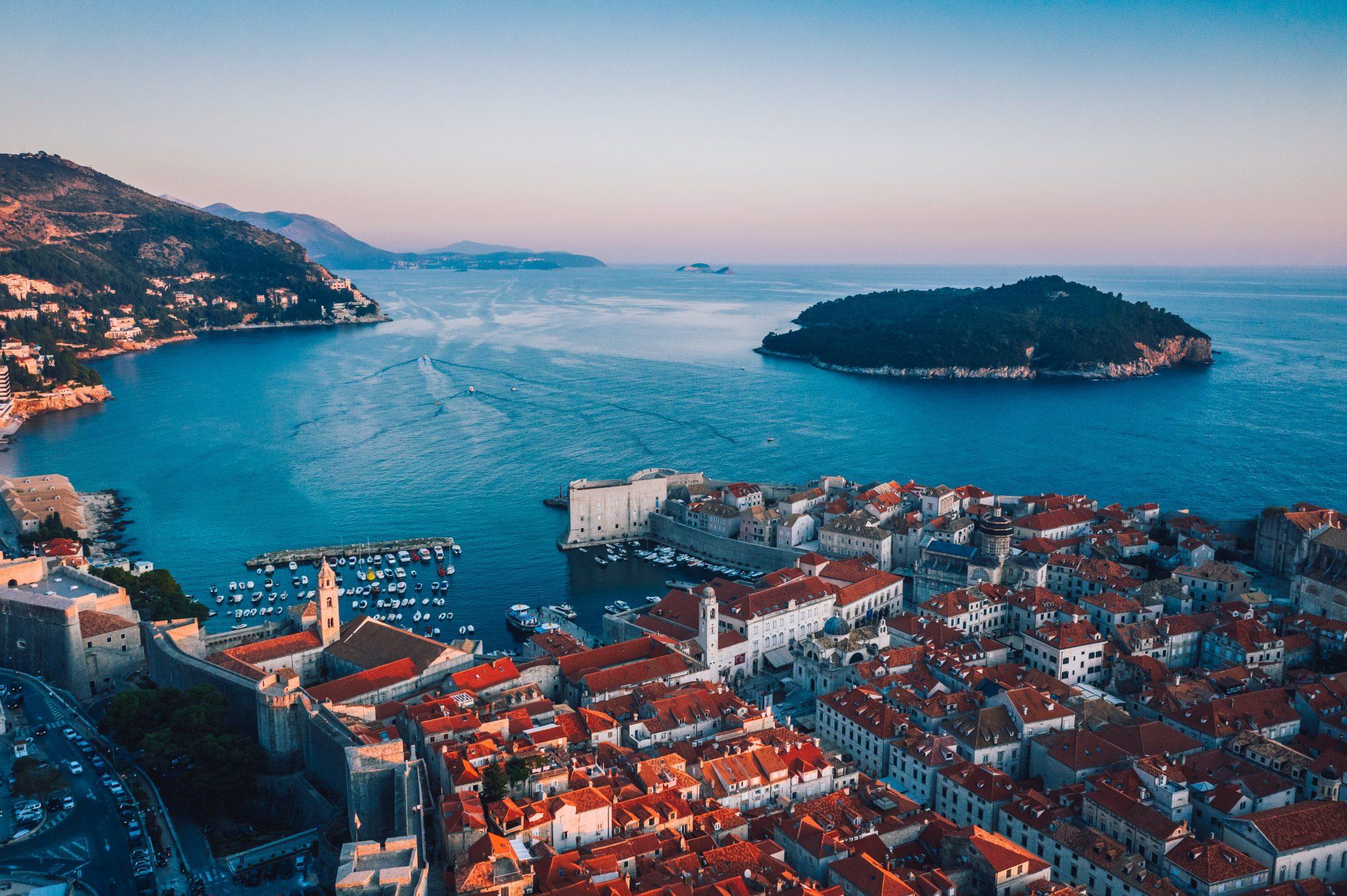 Dalmatinische Riviera